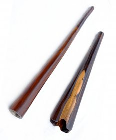 2 part Сollapsible didgeridoo from Juar wood – B