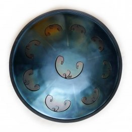 Tongue HandPan drum – RAV Vast 2 – B Celtic Minor