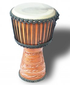 Djembe Guinea Style 13 inches – 3