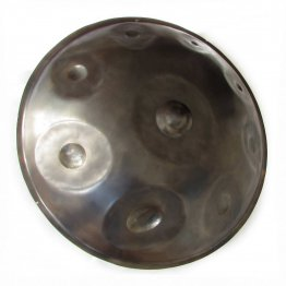 Handpan drum C# Celtic minor
