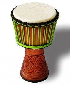Djembe Guinea Style 10 inches – 2
