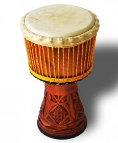 Djembe Guinea Style 10 inches – 1