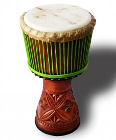 Djembe Guinea Style 12 inches – 1