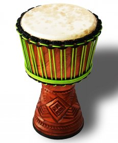 Djembe Guinea Style 9 inches – 2