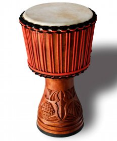 Djembe Guinea Style 12 inches – 2